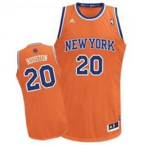 Camiseta NBA Swingman Allan Houston #20 Alternate naranja - New York Knicks - Hombre