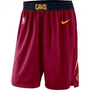 Pantalones Hombre Icon Swingman Cleveland Cavaliers Granate