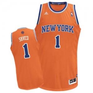 Camiseta NBA Swingman Alexey Shved #1 Alternate naranja - New York Knicks - Hombre