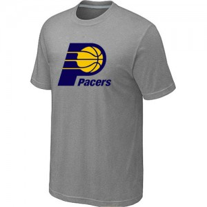 T-Shirts Indiana Pacers Big & Tall Gris - Hombre