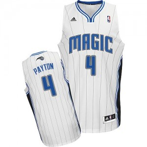Camiseta NBA Home Orlando Magic Blanco Swingman - Hombre - #4 Elfrid Payton