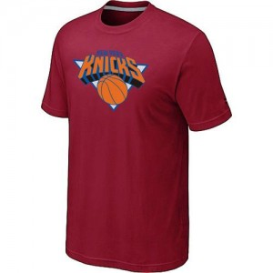 T-Shirts NBA Big & Tall Rojo - New York Knicks - Hombre