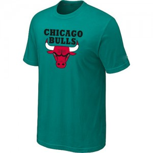 T-Shirt Hombre NBA Chicago Bulls Big & Tall Verde