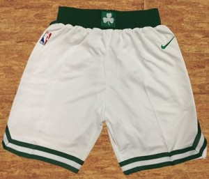 Pantalones Swingman Blanco - Boston Celtics - Hombre
