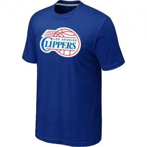 T-Shirts NBA Big & Tall Azul - Los Angeles Clippers - Hombre