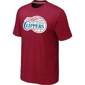 T-Shirts NBA Big & Tall Rojo - Los Angeles Clippers - Hombre