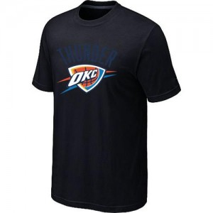 T-Shirts NBA Oklahoma City Thunder Big & Tall Negro - Hombre