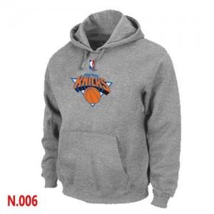 Sudadera NBA New York Knicks Gris - Hombre
