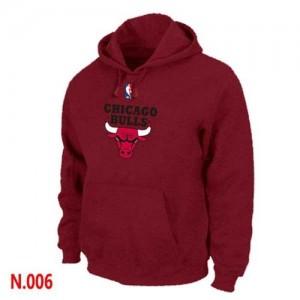 Chicago Bulls Gris oscuro Sudadera de la NBA - Hombre