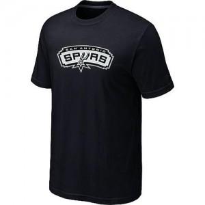 T-Shirts NBA San Antonio Spurs Big & Tall Negro - Hombre