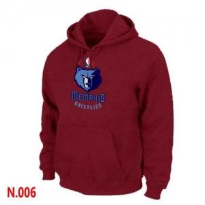 Memphis Grizzlies Rojo Sudadera de la NBA - Hombre