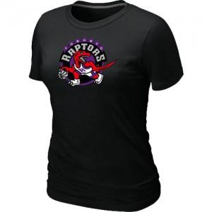 Mujer T-Shirts Toronto Raptors Big & Tall Negro