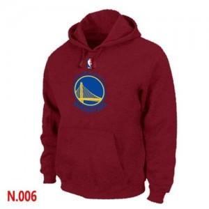 Golden State Warriors Rojo Sudadera de la NBA - Hombre