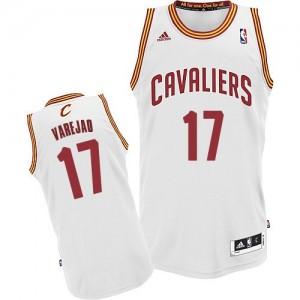Camisetas Baloncesto Hombre NBA Cleveland Cavaliers Home Swingman Anderson Varejao #17 Blanco