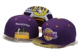 Boné NBA MVTS8Q48 - Los Angeles Lakers