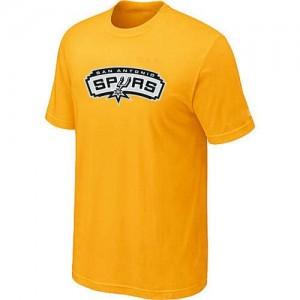 Hombre T-Shirts San Antonio Spurs Big & Tall Amarillo