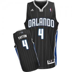 Camiseta NBA Alternate Orlando Magic Negro Swingman - Hombre - #4 Elfrid Payton