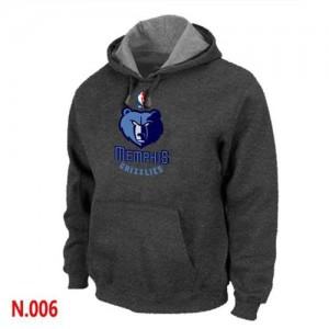 Memphis Grizzlies Gris oscuro Sudadera de la NBA - Hombre