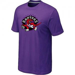 Hombre T-Shirts Toronto Raptors Big & Tall Púrpura