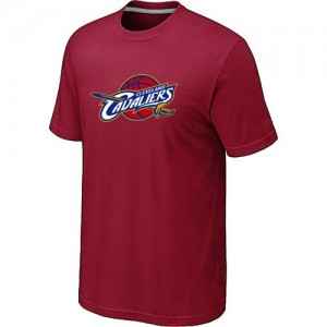 T-Shirt Primary Logo Hombre NBA Cleveland Cavaliers Big & Tall Rojo