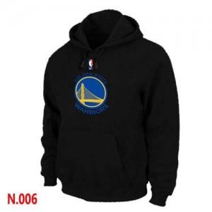 Golden State Warriors Negro Sudadera de la NBA - Hombre