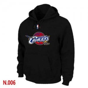 Cleveland Cavaliers Negro Sudadera de la NBA - Hombre