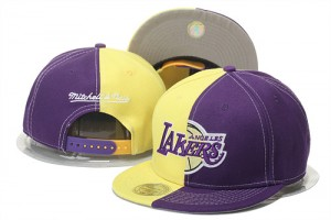 Boné NBA UUJV2QVQ - Los Angeles Lakers
