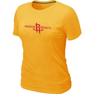 T-Shirts Houston Rockets Big & Tall Amarillo - Mujer