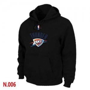 Sudadera NBA Oklahoma City Thunder Negro - Hombre