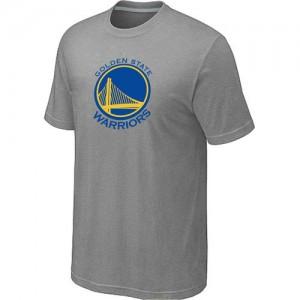 T-Shirts Golden State Warriors Big & Tall Gris - Hombre