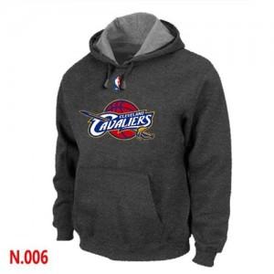 Cleveland Cavaliers Gris oscuro Sudadera de la NBA - Hombre