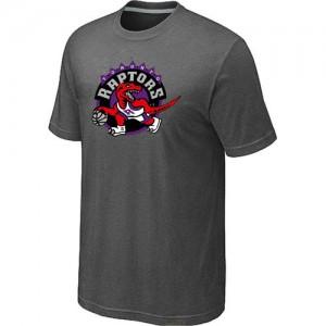 Hombre T-Shirts Toronto Raptors Big & Tall Gris oscuro