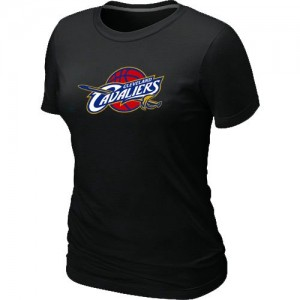 T-Shirt Primary Logo Mujer NBA Cleveland Cavaliers Big & Tall Negro