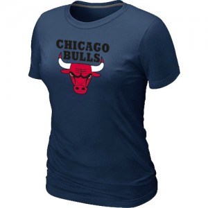 T-Shirt Primary Logo Mujer NBA Chicago Bulls Big & Tall Armada