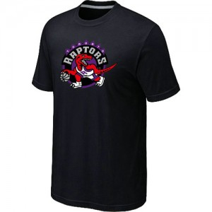 Hombre T-Shirts Toronto Raptors Big & Tall Negro