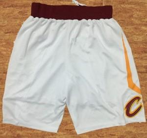 Pantalones Swingman Cleveland Cavaliers Blanco - Hombre