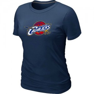 T-Shirt Primary Logo Mujer NBA Cleveland Cavaliers Big & Tall Armada