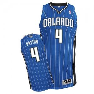 Camiseta NBA Road Orlando Magic Azul real Authentic - Hombre - #4 Elfrid Payton