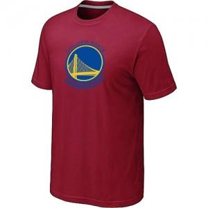 T-Shirts Golden State Warriors Big & Tall Rojo - Hombre