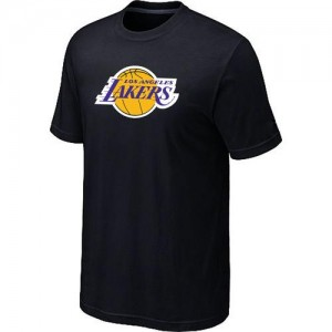 T-Shirts NBA Big & Tall Negro - Los Angeles Lakers - Hombre