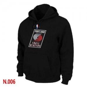 Sudadera NBA Portland Trail Blazers Negro - Hombre