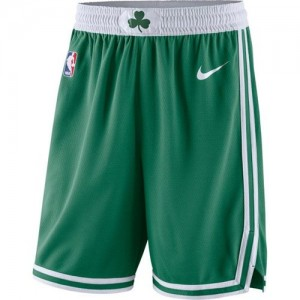Pantalones Boston Celtics Verde Icon Swingman - Hombre