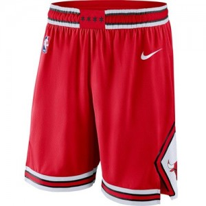 Pantalones Icon Swingman rojo - Chicago Bulls - Hombre
