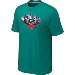 New Orleans Pelicans Big & Tall Agua verde T-Shirts de la NBA - Hombre