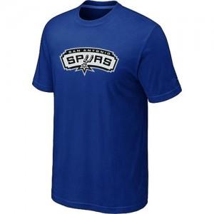T-Shirts NBA San Antonio Spurs Big & Tall Azul - Hombre
