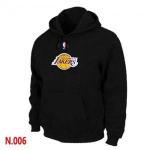 Los Angeles Lakers Negro Sudadera de la NBA - Hombre