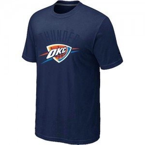 T-Shirts NBA Oklahoma City Thunder Big & Tall Armada - Hombre