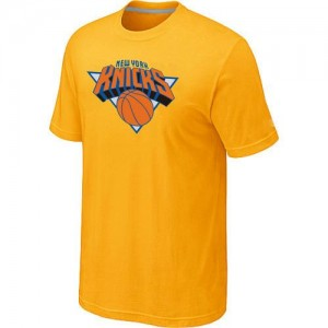 T-Shirts NBA Big & Tall Amarillo - New York Knicks - Hombre