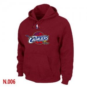 Cleveland Cavaliers Rojo Sudadera de la NBA - Hombre