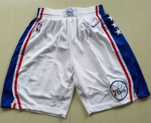 Pantalones Swingman Philadelphia 76ers Blanco - Hombre
